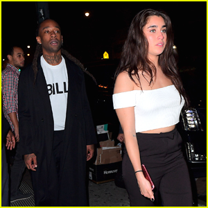 Lauren Jauregui & Ty Dolla Sign Step Out Together in NYC
