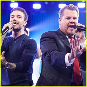 Liam Payne Recruits The Filharmonic For Boy Band vs Solo Artist Riff-Off on 'The Late Late Show' (Video)