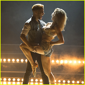 Lindsay Arnold Opens Up About Len Goodman's Cuban Heel Criticism & Challenges With Jordan Fisher on DWTS (Exclusive)