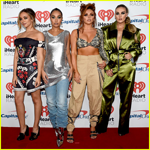 Little Mix Performs 'Shoutout to My Ex' at iHeartRadio Music Festival - Watch Now!