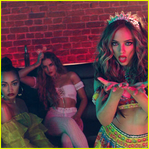 Little Mix Drop Hot Video For 'Reggaet�n Lento (Remix)' with CNCO - Watch!