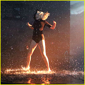 Maddie Ziegler Dances in Puddles in Sia's 'Rainbow' Video - Watch!