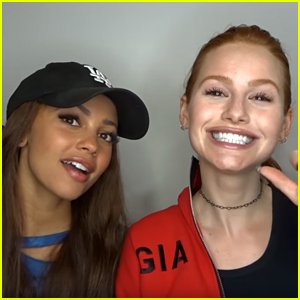 'Riverdale' Stars Madelaine Petsch & Vanessa Morgan Share How They Became BFFs