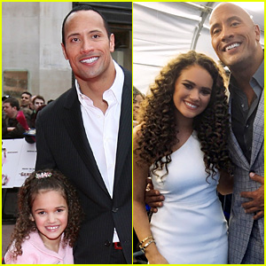 Madison Pettis & Dwayne Johnson Get Nostalgic on 10-Year Anniversary of 'Game Plan'