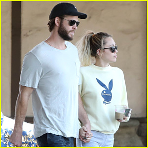 Miley Cyrus Enjoys Low-Key Saturday Morning Outing with Liam Hemsworth
