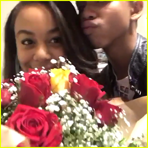 Nia Sioux Has Her First Boyfriend & They've Been Dating For 3 Months