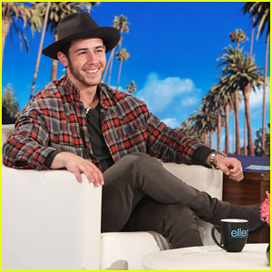 Nick Jonas Performs 'Find You' on 'Ellen' - Watch Here!