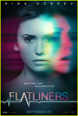 Nina Dobrev Says Being Resuscitated for 'Flatliners' Was Actually A Full Body Workout