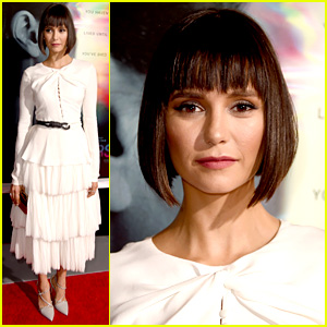 Nina Dobrev Debuts New French-Inspired Haircut!