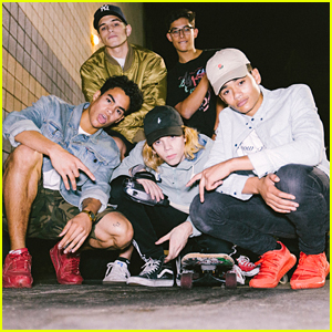 PRETTYMUCH Performs New Song 'Teacher' - Watch!