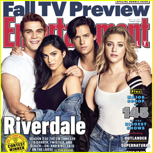 Cole Sprouse Dishes On Impact of 'Bughead' in 'Entertainment Weekly's Fall TV Preview Issue
