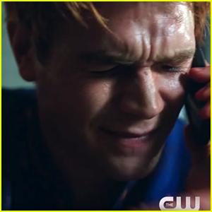 Archie Breaks Down in New 'Riverdale' Season 2 Promo (Video)