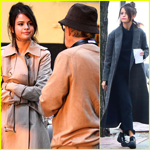 Selena Gomez Begins Working on Woody Allen's Untitled Movie