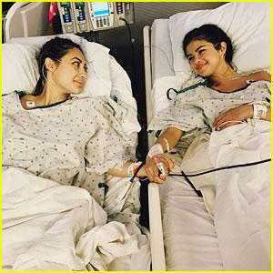 Selena Gomez Had a Kidney Transplant, Donated By Francia Raisa