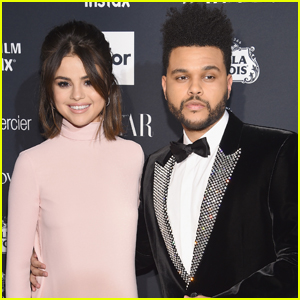 Selena Gomez Jams Out to The Weeknd During Philly Concert