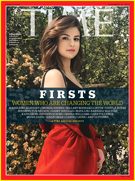 Selena Gomez Redefines What Strength Means in 'Time' Magazine