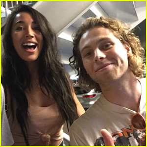 5SOS's Luke Hemmings & Sierra Deaton Hang Out Together In LA