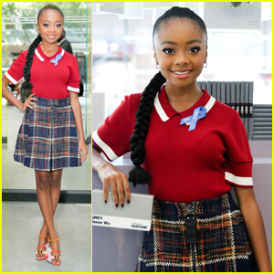 Skai Jackson To Launch First Fashion Collection With Macy's in October