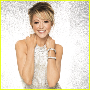 Lindsey Stirling's DWTS Quickstep Was The Story Of How She Overcame Anorexia