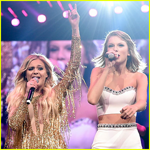 Taylor Swift & Kelsea Ballerini Were Texting Before iHeartRadio Music Festival