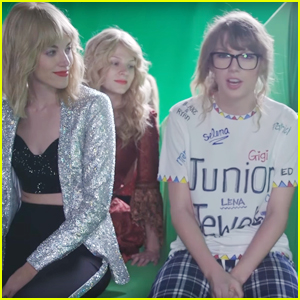 Taylor Swift Reacts to Seeing Her Clones in 'LWYMMD' Video: 'This is the Trippiest Thing'