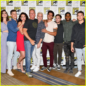 The 'Teen Wolf' Cast Will Definitely Be Keeping In Touch After the Show Ends!