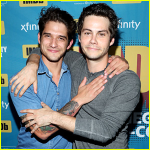 Teen Wolf's Tyler Posey & Dylan O'Brien Bring It Back to Season One!