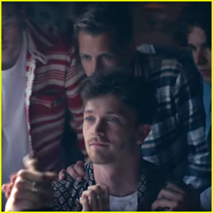 Connor Ball Arm Wrestles a Viking in The Vamps' & Matoma's 'Staying Up' Video - Watch!
