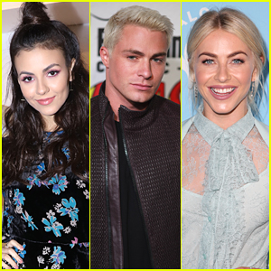 Victoria Justice & Colton Haynes Joins Julianne Hough in 'Bigger' Flick
