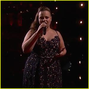Yoli Mayor Delivers Breathtaking Performance on 'America's Got Talent' Semi-Finals (Video)