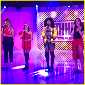 Fifth Harmony Deliver Debut TV Performance of 'Don't Say You Love Me' - Watch Now!
