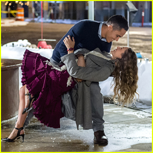 Alexa & Carlos PenaVega's Hallmark Movie 'Enchanted Christmas' Will Premiere on November 12th!