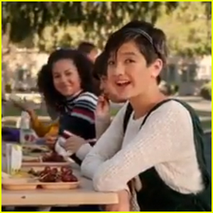 Peyton Elizabeth Lee & the 'Andi Mack' Cast Want You to Choose Kindness!