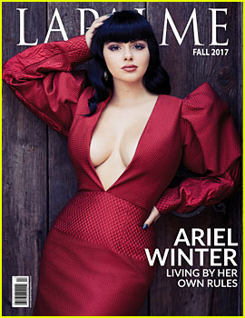 Ariel Winter Speaks Out About Being Criticized for Her Outfits