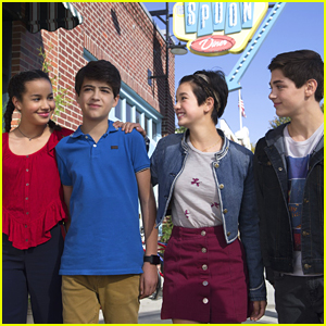 Andi Mack's Asher Angel Teases How Jonah Has Grown in Season 2