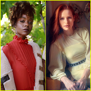 Riverdale's Ashleigh Murray & Madelaine Petsch Dish On Cheryl & Josie's Friendship