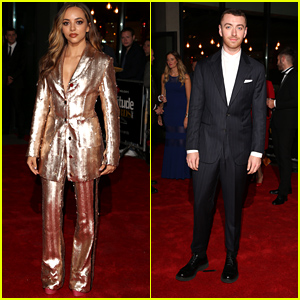 Jade Thirlwall, Sam Smith & More Get Glam at Attitude Awards 2017!