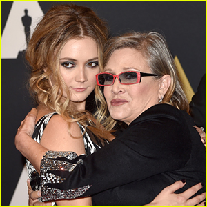 Billie Lourd Celebrates Her Late Mom Carrie Fisher's Birthday