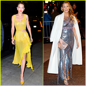 Gigi Hadid Supports Blake Lively at 'All I See Is You' Premiere