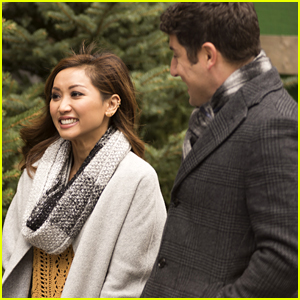 Brenda Song's 'Angry Angel' Will Close Freeform's Countdown to 25 Days of Christmas