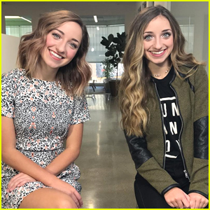 Brooklyn & Bailey Dish on Girl Up's Impact on HLN's ASPIREist (Exclusive)