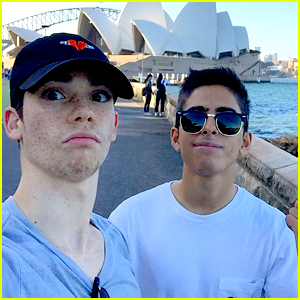 Cameron Boyce Shares One Of His Favorite Memories From Disney & It Involves Karan Brar