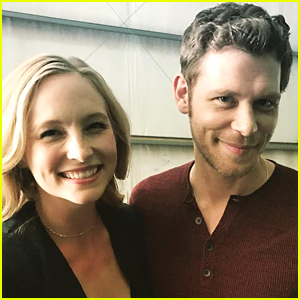 Caroline & Klaus Will Reunite This Way on 'The Originals' Season 5