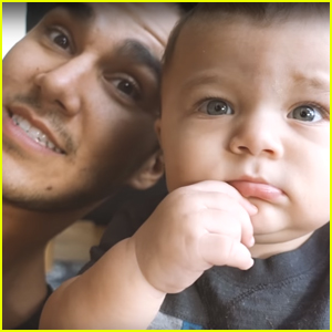 Carlos & Alexa PenaVega's Son Ocean Just Said His First Word!