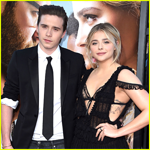 Chloe Moretz Posts Sweet Throwback Video With Brooklyn Beckham to Instagram