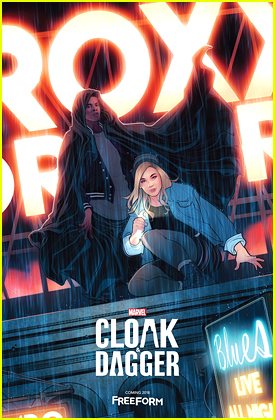 Marvel's Cloak & Dagger Gets Awesome New Artwork for NYCC