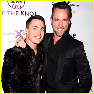 Colton Haynes & Jeff Leatham Tie the Knot in Star-Studded Ceremony!