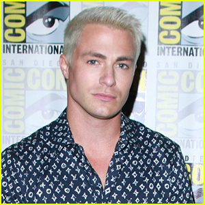 Colton Haynes Gets Real About His Battle with Depression & Anxiety