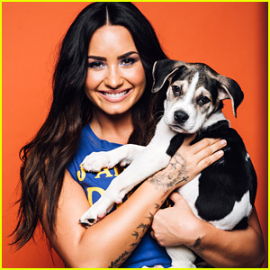 Demi Lovato Plays with Puppies in Adorable New Video - Watch Now!