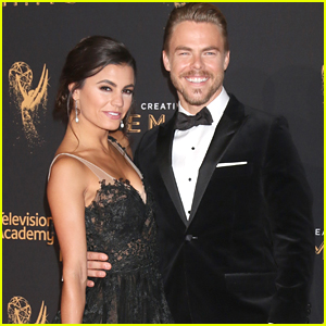 Derek Hough Shares Sweet Message For Girlfriend Hayley Erbert's Birthday